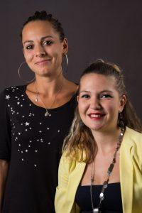 Sabrina Melis e Marinella Fronteddu